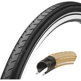 """Continental Ride Classic Clincher Tyre 28"""" E-25, black"""